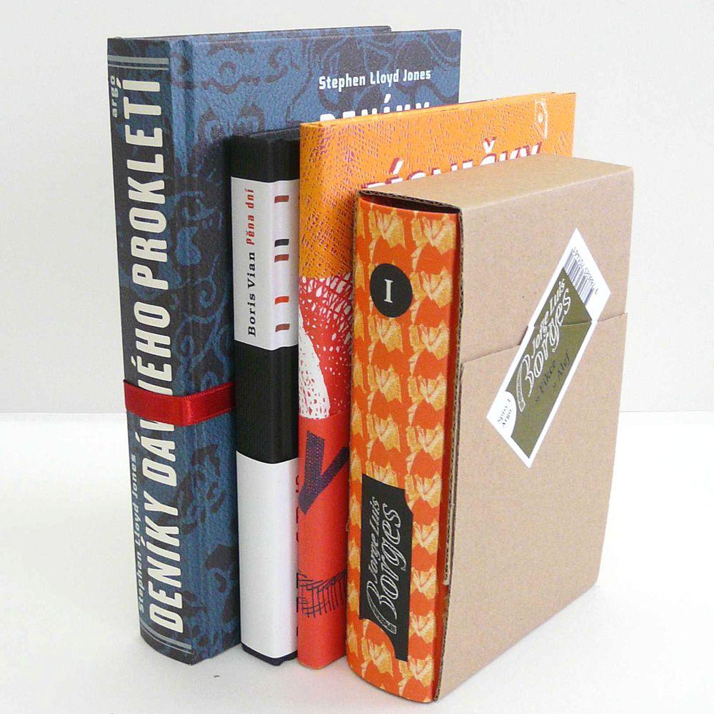 knižní výroba tiskárna Vimperk